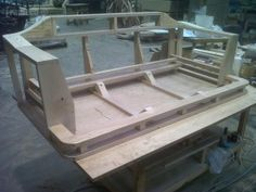 We have over 20 years experience in building fine bespoke furniture frames for upholsterers using a range of materials and techniques. All of our frames are made by hand in …