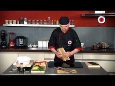 YouTube Sushi, Chef Jackets, Youtube, Youtubers, Youtube Movies, Sushi Rolls