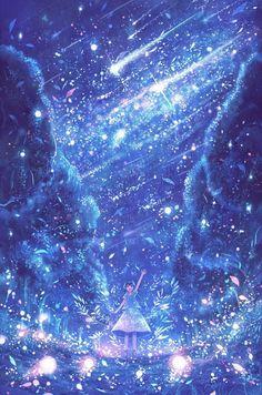 #wattpad #random [HIATUS] Kumpulan gambar-gambar anime yang author temukan di galeri author.  Mau save, save aja. Gak dilarang.  Silahkan request anime bagi yang mau.  Selamat membaca~^^ (P.s.  credit to owner, Pinterest, and my galery) Anime Scenery Wallpaper, Cute Wallpaper Backgrounds, Pretty Wallpapers, Galaxy Wallpaper, Fantasy Art Landscapes, Fantasy Landscape, Fantasy Artwork, Anime Galaxy, Galaxy Art