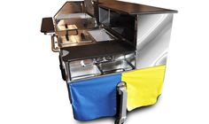 Top Dog Carts - TD 24 model cart - can have one to four sinks based on your health department requirements