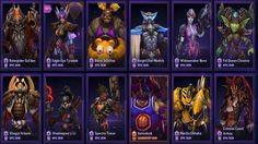 Heroes of the storm romania