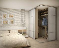 Schlafzimmer hálószoba em 2019 home bedroom, bedroom wardrob Bedroom Closet Design, Closet Designs, Home Bedroom, Bedroom Decor, Bedrooms, Bedroom Corner, Bedroom Designs, Bedroom Ideas, Corner Wardrobe