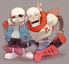 brothers - Undertale: