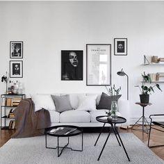 Perfect interior inspo...image via @stadshem #interiordesign #styling #interiorinspo