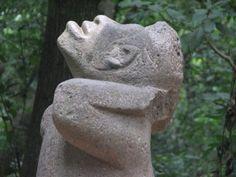 Olmec Stone Monkey. Mexico