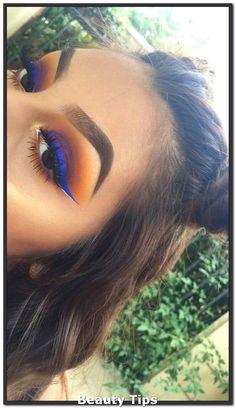 Three Essential Make Up Tips: Eyeliner Pretty Makeup, Love Makeup, Makeup Inspo, Makeup Inspiration, Makeup Ideas, Perfect Makeup, Gorgeous Makeup, Makeup Tutorials, Makeup Trends