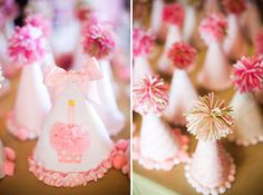Whimsical Pink and Green Birthday Party - On to Baby