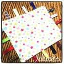 Handmade personalised baby taggy blankets at jellibabies personalised baby and childrens clothes and accessories Berkshire UK