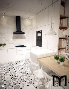 Kuchnia styl Eklektyczny - zdjęcie od Mart-Design Architektura Wnętrz - Kuchnia - Styl Eklektyczny - Mart-Design Architektura Wnętrz