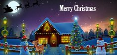 Christmas Greetings Message for friends & family #christmas #merrychristmas2017 #greetings