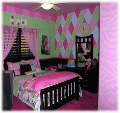 2013 cute bedroom design for little girls – decoration ideas . bedroom for little girls Girls Bedroom Design Ideas for a Stylish Litt. Small Room Decor, Small Room Design, Small Room Bedroom, Girls Bedroom, Bedroom Decor, Bedroom Ideas, Design Bedroom, Small Rooms, Master Bedroom