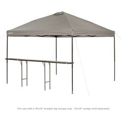 Sports Outdoors Folding Canopy Canopy Camping Table