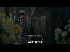 How I feel about 221B Baker Street! Jeremy Brett in My Fair Lady! So handsome. jf