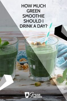 As so many people are raving about the benefits of green smoothies, you might be wondering how much green smoothie should I drink a day? How much is too much? Green Smoothie Cleanse, Best Green Smoothie, Green Smoothies, Smoothie Diet, Best Vegan Protein, Protein Rich Foods, Smoothie Recipe Book, Smoothie Recipes, Raw Food Diet