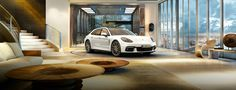 Porsche - Panamera E-Hybrid Models