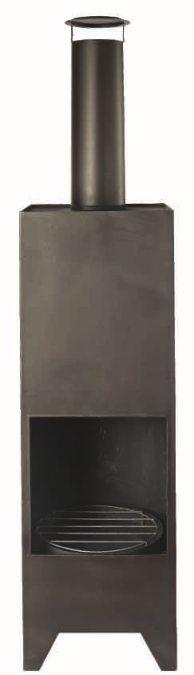 Terrashaard Triton - Deze stijlvolle moderne terrashaard brengt gegarandeerd veel sfeer en warmte in uw tuin of op uw terras. De tuinhaard is gemaakt van zwart gepoedercoat plaatstaal en is breukbestendig. Hierdoor is de haard geschikt om het hele jaar door te gebruiken. Onze prijs € 129,00 - Natuurlijk GRATIS thuisbezorgd!