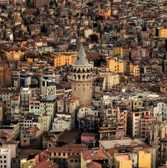 Galata Tower of Istanbul