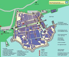 dubrovnik-old-town-tourist-map