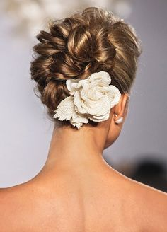 Wedding Hairstyles, Wedding Hairstyles for Long Hair, Bridal Beauty, Bridal Hairstyles    Colin Cowie Weddings