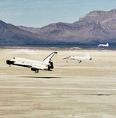 space shuttle landing white sands new mexico - photo #7