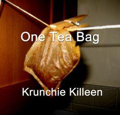 Krunchie humorously complains that people waste too many tea bags Album, Tea, People, Bags, High Tea, Purses, Taschen, Teas, Hand Bags