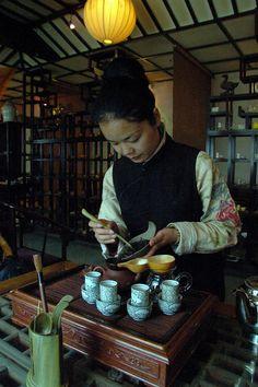 Chinese Tea Ceremony > by überkenny on flickr
