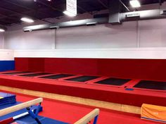 Best Trampoline for Gymnastics Gymnastics Trampoline, Best Trampoline, Amazing Gymnastics, Sports Equipment