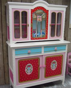 Closet for baby Lily