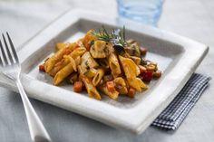 Penne all'ortolana #Star #ricette #penne #ortolana #food #recipes #pasta #primi #foodporn #verdure