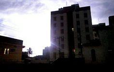 Raios na noite de hoje(24/02/16) em Caraguatatuba.