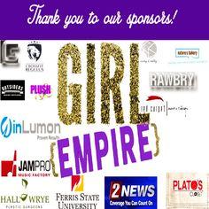 2015 sponsors - Girl Empire Reno- Spring