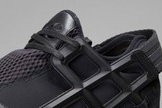 Y-3 Qasa Racer. (via adidas Y-3 Qasa Racer in Triple Black That Kanye Will Probably Be Wearing Soon | Sole Collector)