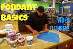 How to use FONDANT with Duff Goldman