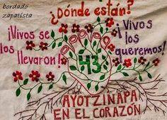 LA FRACTURA DEL SILENCIO: Búsqueda de casa en casa de los 43 estudiantes desaparecidos
