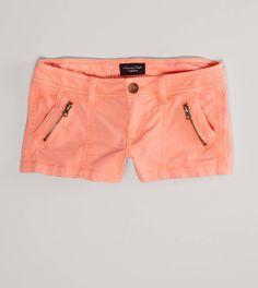 my pair of coral shorts! Cute Summer Outfits, Short Outfits, Pretty Outfits, Casual Outfits, Cute Outfits, Summer Wear, Cheap Trendy Clothes, Cute Fashion, Womens Fashion