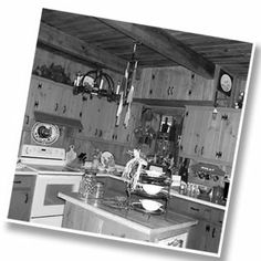 Lakeside Cabin Makeover | Kitchen: Before | SouthernLiving.com