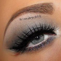 In love with this Makeup Goals, Makeup Tips, Beauty Makeup, Hair Makeup, Makeup Ideas, Eyeliner, Eyeshadow, Gorgeous Makeup, Gorgeous Hair