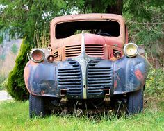 Old 1940's Dodge Truck by Pat's Pics36, via Flickr