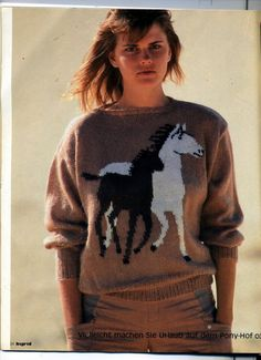 Knit Crochet, Men Sweater, Horses, Album, Knitting, Sweaters, Handmade, Clothes, Collection