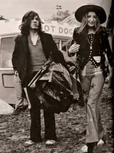 Bardney Pop Festival, 1972.