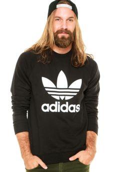 Moletom Adidas Originals Preto