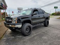 Lifted Avalanche, Chevy Avalanche, Trucks, Vehicles, Ideas, Chevy Trucks, Truck, Car, Thoughts