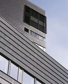 The Copper Tower, Copenhagen. By Arkitema Architects. #allgoodthings #danish #architecture spotted by @missdesignsays