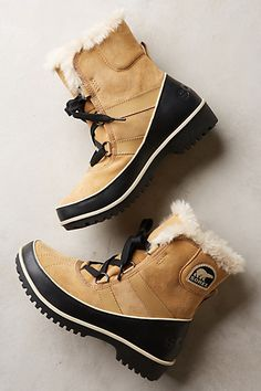 Sorel Tivoli II Boots - anthropologie.com