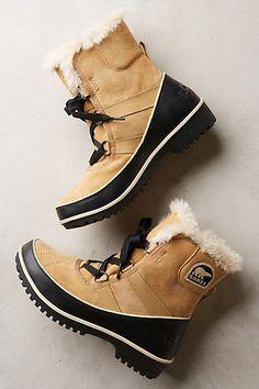 Anthropologie Sorel Tivoli II Boots #anthrofav