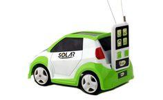 Coche Solar Radio Control