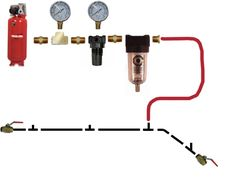 Air Compressor Plumbing Explained The Garage