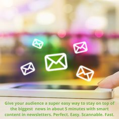 With attention spans so short these days and the high number of emails we all receive, these are great tips to capture the attention of the audience. #Newsletters #Content #Marketing #EmailMarketing The Latest Buzz, Email Subject Lines, Social Proof, Best Email, Cool Writing, Email Campaign, Making Machine, Promote Your Business, Digital Marketing