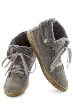Clouded House Sneaker, #ModCloth