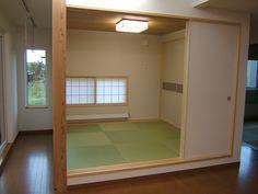 和室,小上がり   札幌で新築(注文住宅